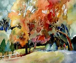 Autumn at Potomac Overlook