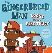 The Gingerbreadman Loose on the Fire Truck