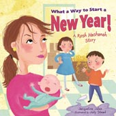 What a Way to Celebrate the New Year! A Rosh Hashanah Story