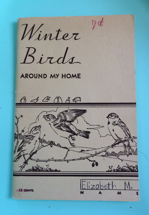Winter Birds Around My Home published by the Iowa State College Extension Service